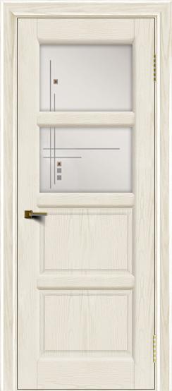 Двери ЛайнДор Классика 2 тон 36 стекло Классика 2