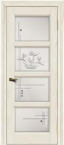 Двери ЛайнДор Классика 2 тон 36 стекло Классика 4