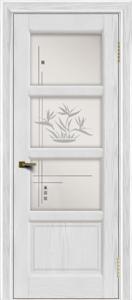 Двери ЛайнДор Классика 2 тон 38 стекло Классика 3