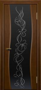 Двери ЛайнДор Лайма тон 30 стекло Фантазия