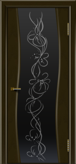 Двери ЛайнДор Лайма тон 35 стекло Фантазия