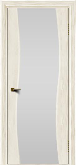 Двери ЛайнДор Лайма тон 36 стекло Белое