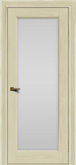 Двери ЛайнДор Мальта 2 тон 34 стекло белое