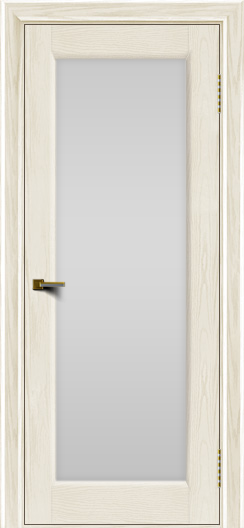 Двери ЛайнДор Мальта 2 тон 36 стекло белое