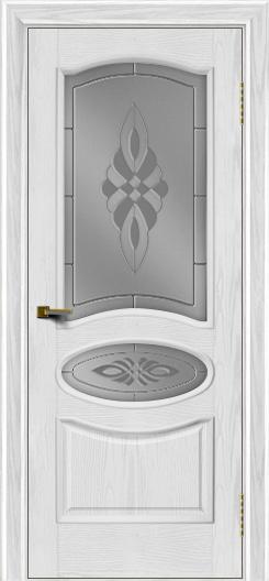 Двери ЛайнДор Оливия тон 38 стекло Византия