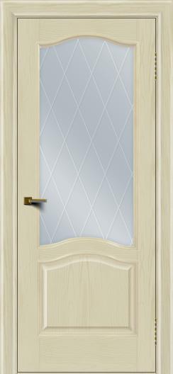 Двери ЛайнДор Пронто тон 34 стекло Лондон