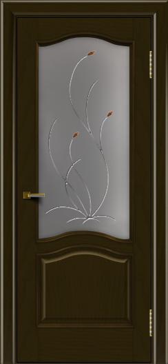 Двери ЛайнДор Пронто тон 35 стекло Ковыль