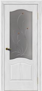 Двери ЛайнДор Пронто тон 38 стекло Ковыль