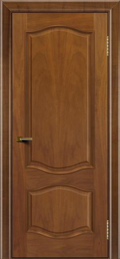 Двери ЛайнДор София американский орех тон 23 глухая