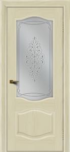 Двери ЛайнДор София тон 34 стекло Вива
