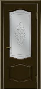Двери ЛайнДор София тон 35 стекло Вива