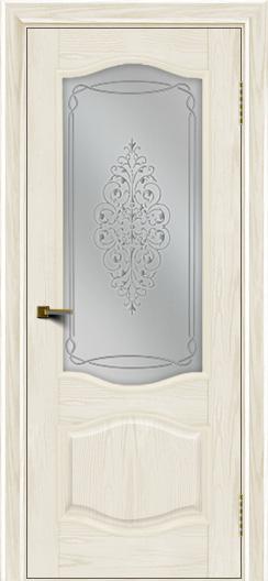 Двери ЛайнДор София тон 36 стекло Вива