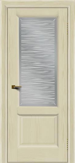 Двери ЛайнДор Эстела тон 34 стекло Волна