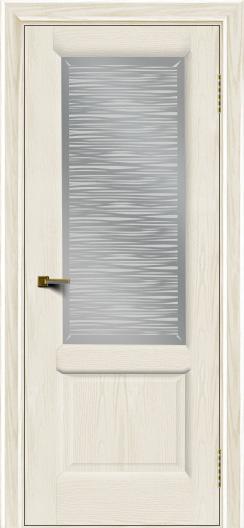 Двери ЛайнДор Эстела тон 36 стекло Волна