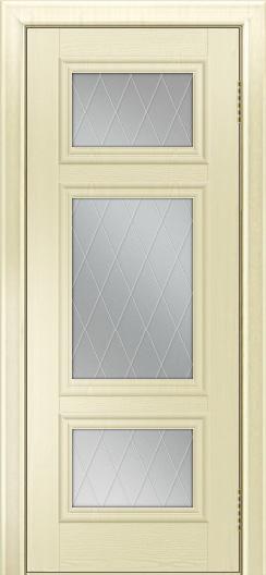 Двери ЛайнДор Афина тон 42 стекло Лондон
