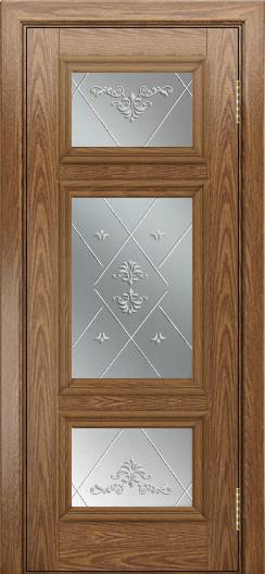 Двери ЛайнДор Афина тон 45 стекло Прима