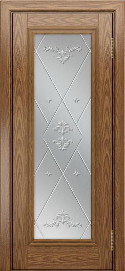 Двери ЛайнДор Валенсия тон 45 стекло Прима