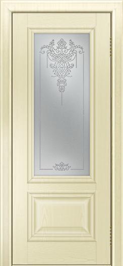 Двери ЛайнДор Виолетта тон 42 стекло Версаль