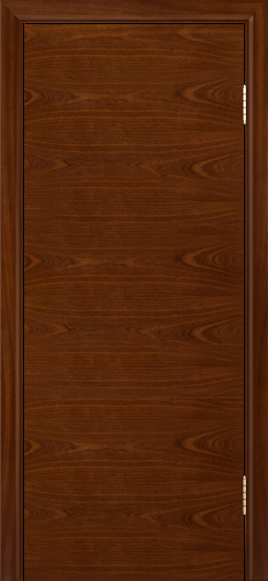 Двери ЛайнДор Ника красное дерево тон 10