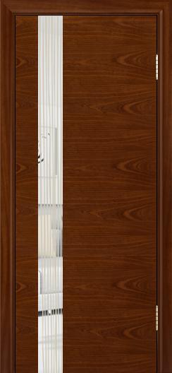 Двери Лайндор Камелия К5 тон 10 стекло Водопад