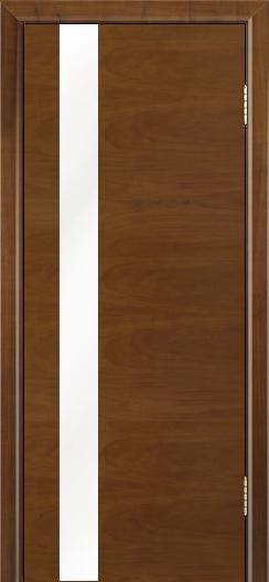 Двери Лайндор Камелия К5 тон 23 стекло Белое