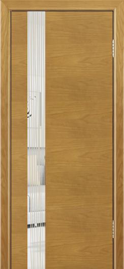 Двери Лайндор Камелия К5 тон 24 стекло Водопад