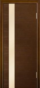 Двери Лайндор Камелия К5 тон 30 стекло Светло-бежевое