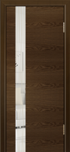 Двери Лайндор Камелия К5 тон 35 стекло Водопад