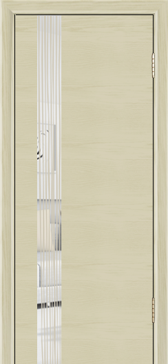 Двери Лайндор Камелия К5 тон 36 стекло Водопад