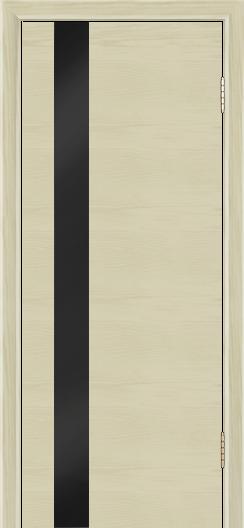 Двери Лайндор Камелия К5 тон 36 стекло Черное