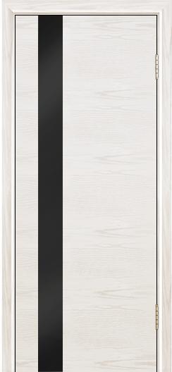 Двери Лайндор Камелия К5 тон 38 стекло Черное