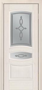 Дверь Лайндор Алина М тон 27 стекло Неаполь светлое