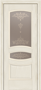 Дверь Лайндор Алина М тон 34 стекло Шарм бронза