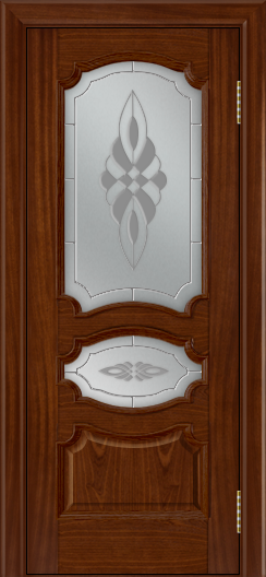 Дверь Лайндор Марта тон 10 стекло Византия