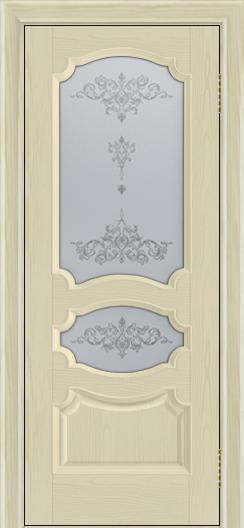 Дверь Лайндор Марта тон 36 стекло Шарм светлое