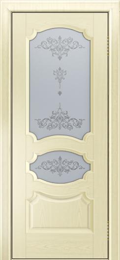 Дверь Лайндор Марта тон 42 стекло Шарм светлое