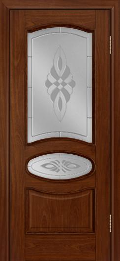 Дверь Лайндор Оливия Л тон 10 стекло Византия