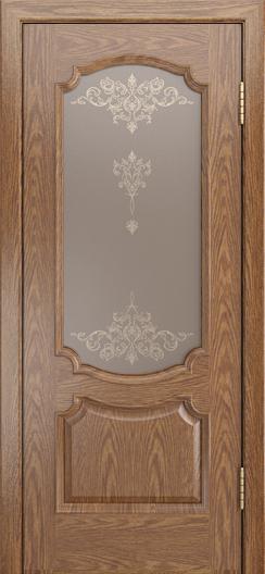 Дверь Лайндор Селеста тон 45 стекло Шарм бронза
