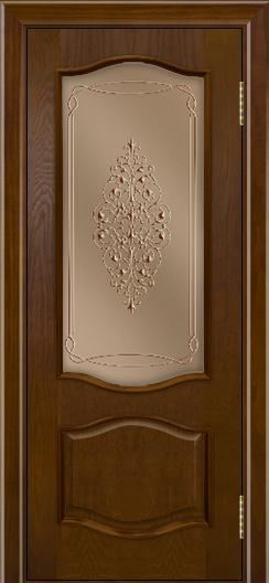 Дверь Лайндор София тон 30 стекло Вива