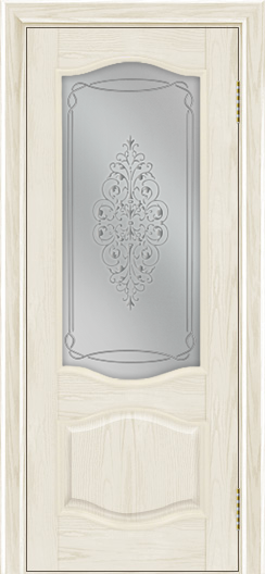 Дверь Лайндор София тон 34 стекло Вива сатин