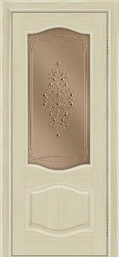 Дверь Лайндор София тон 36 стекло Вива
