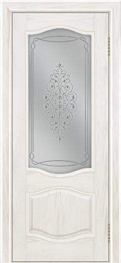 Дверь Лайндор София тон 38 стекло Вива сатин