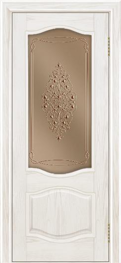 Дверь Лайндор София тон 38 стекло Вива