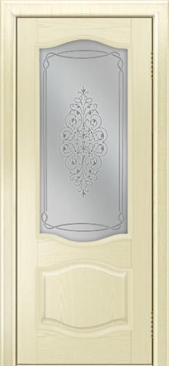 Дверь Лайндор София тон 42 стекло Вива сатин
