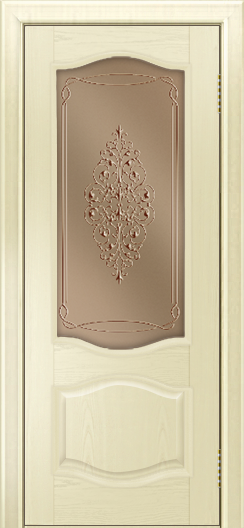 Дверь Лайндор София тон 42 стекло Вива