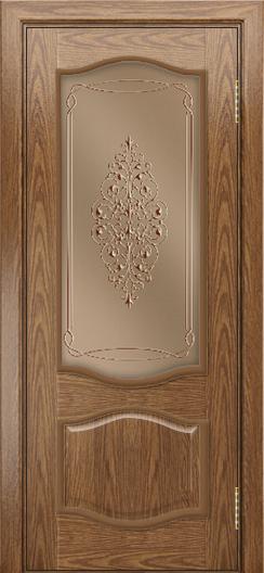 Дверь Лайндор София тон 45 стекло Вива
