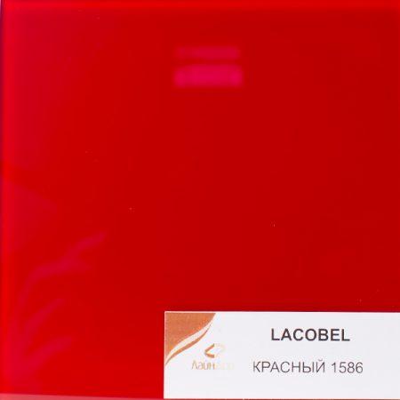Лайндор Lacobel 1586 Красный
