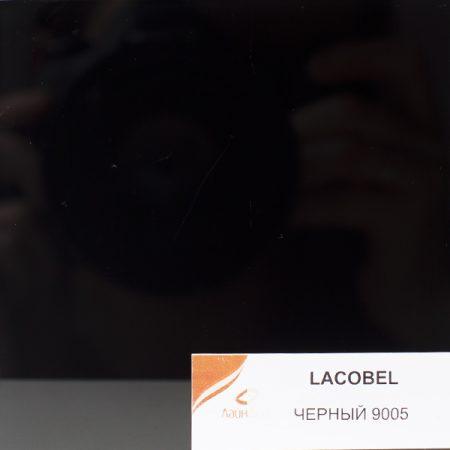 Лайндор Lacobel 9005 Черный