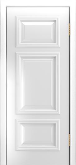 Двери Лайндор Афина Д эмаль белая