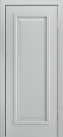 Двери Лайндор Валенсия Д эмаль серая